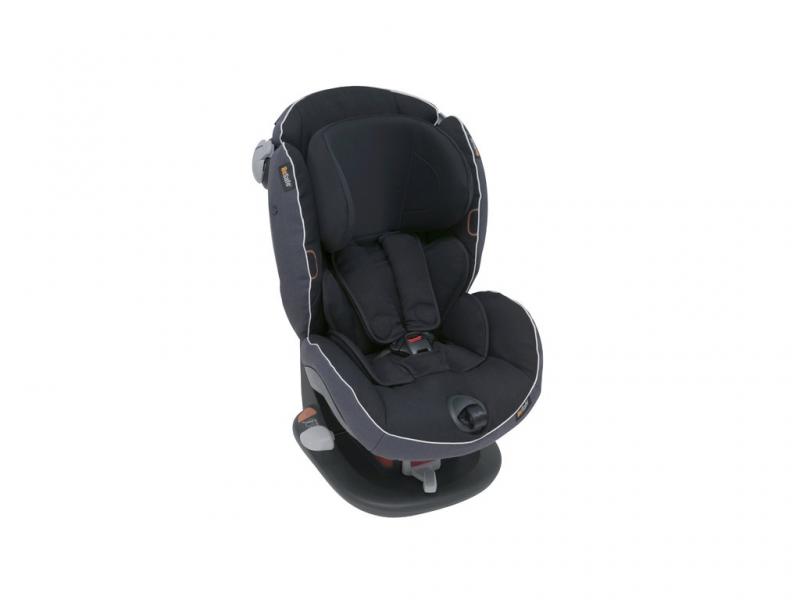 BeSafe iZi Comfort X3 Midnight Black 01 autosedačka 9-18 kg