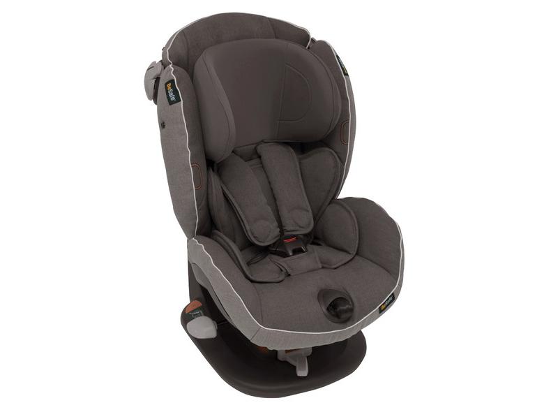 BeSafe iZi Comfort X3 Metallic Mélange