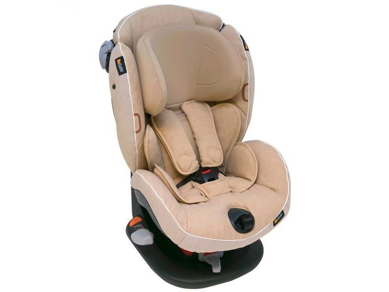 BeSafe iZi Comfort X3 Ivory Melange 03 autosedačka 9-18 kg