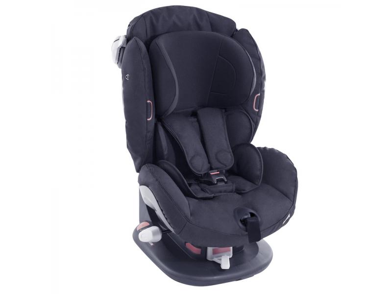BeSafe Izi Comfort X3 Černá Klasik 64 Autosedačka 9-18 Kg