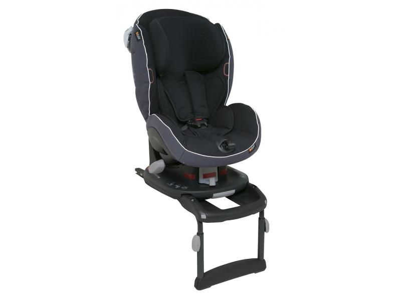 BeSafe iZi Comfort X3 ISOfix Midnight Black 01 autosedačka 9-18 kg