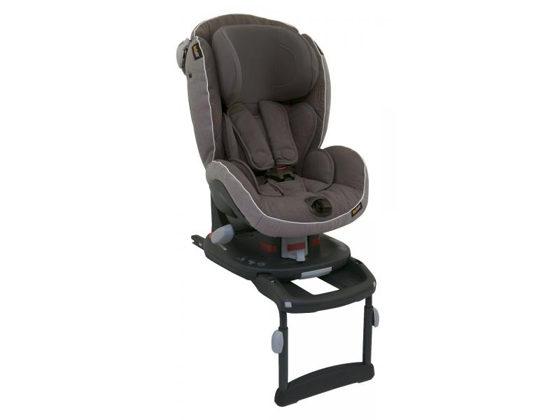BeSafe iZi Comfort X3 ISOfix Metallic Mélange 02 autosedačka 9-18 kg