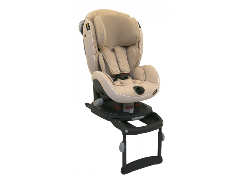 BeSafe iZi Comfort X3 ISOfix Ivory Mélange 03 autosedačka 9-18 kg