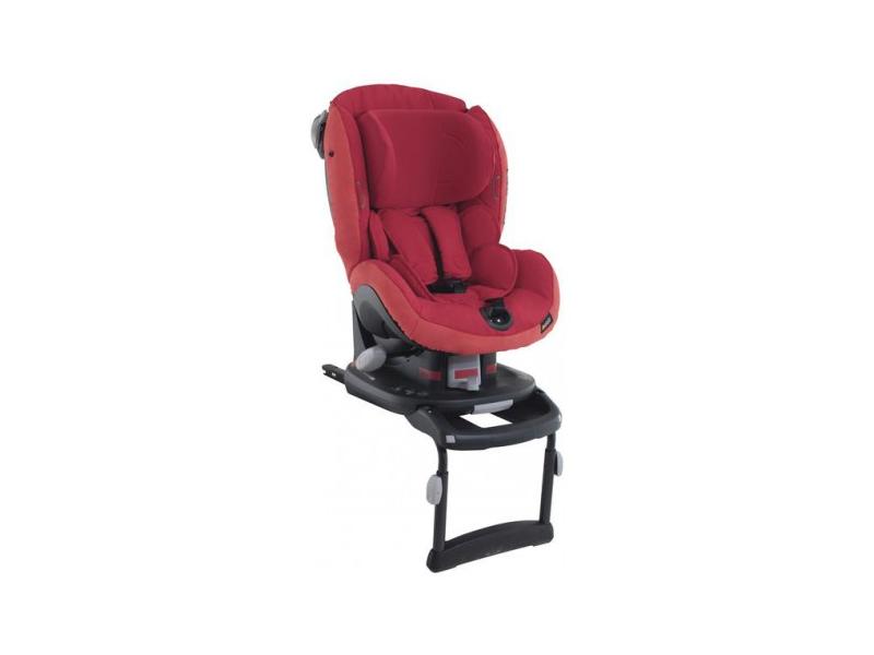BeSafe Izi Comfort X3 Isofix Ruby Red 70 Autosedačka 9-18 Kg