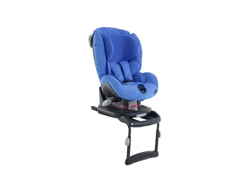 BeSafe Izi Comfort X3 Isofix Sapphire Blue 71 Autosedačka 9-18 Kg