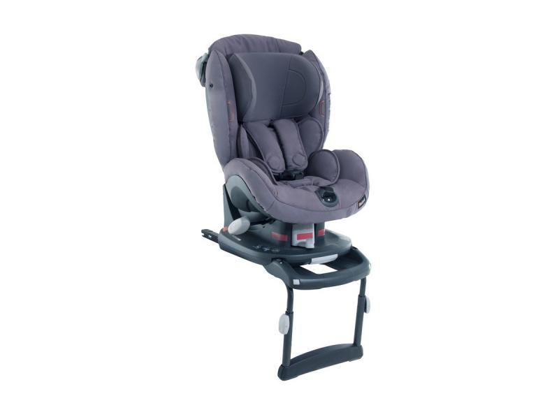 BeSafe Izi Comfort X3 Isofix Lava Grey 72 Autosedačka 9-18 Kg