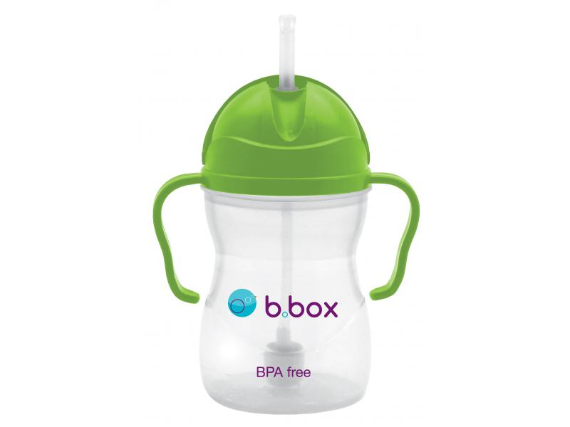 B.BOX Sippy Cup-hrneček na cesty-tm.zelená