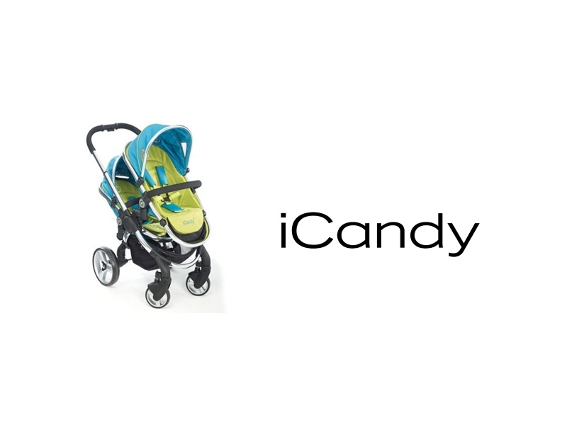 ICANDY PEACH CONVERTER SWEET PEAR 1