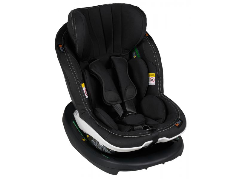 IZi Modular X1 i-Size Premium Car Interior Black, autosedačka 61-105 cm 1