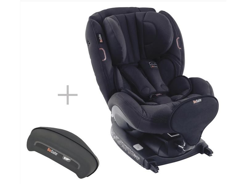 BeSafe Izi Kid X2 I-Size Car Interior 46 Autosedačka 61-105 Cm