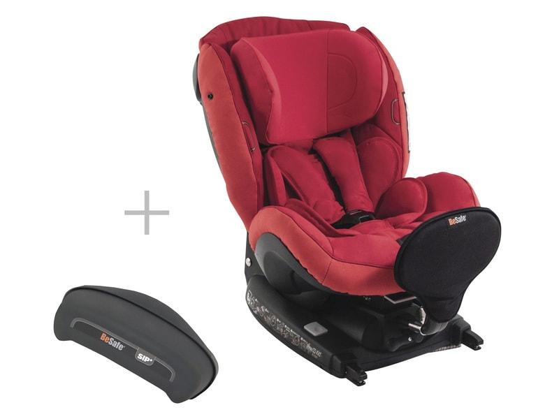 BeSafe Izi Kid I-Size X2 Ruby Red 70 Autosedačka 61-105 Cm