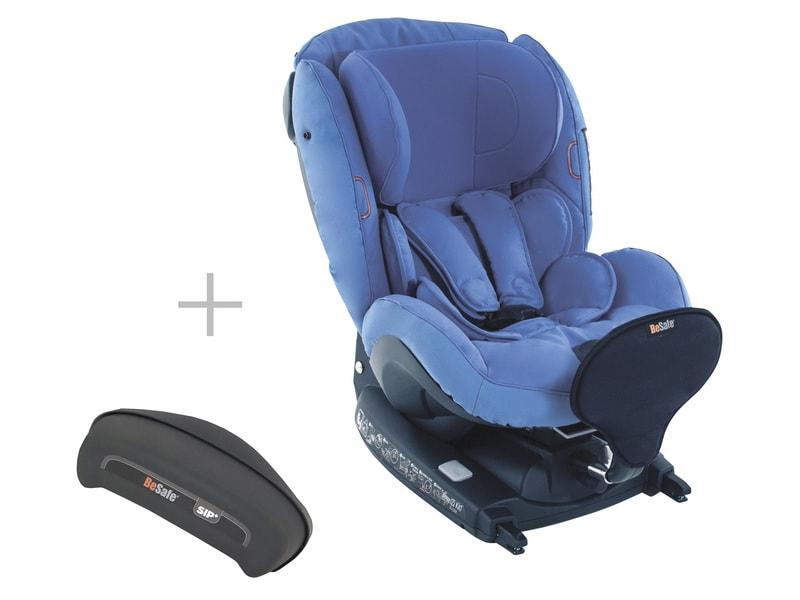 BeSafe Izi Kid I-Size X2 Sapphire Blue 71 Autosedačka 61-105 Cm