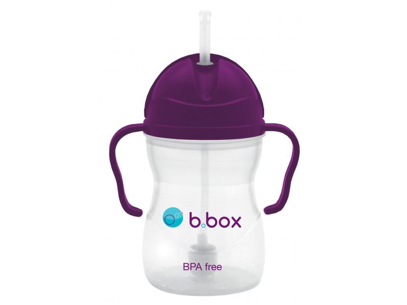 B.BOX Sippy Cup-hrneček na cesty-fialová