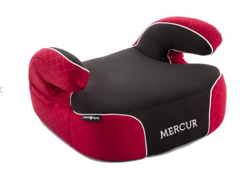 Babypoint Podsedák Mercur červená 22-36 kg