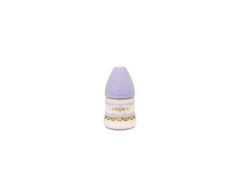 Suavinex PREMIUM LÁHEV 150ML SILIKON - fialová