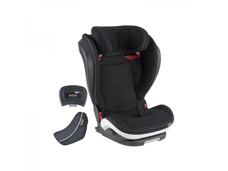 BeSafe iZi Flex FIX i-Size Black Car Interior 50 Autosedačka 15-36 Kg