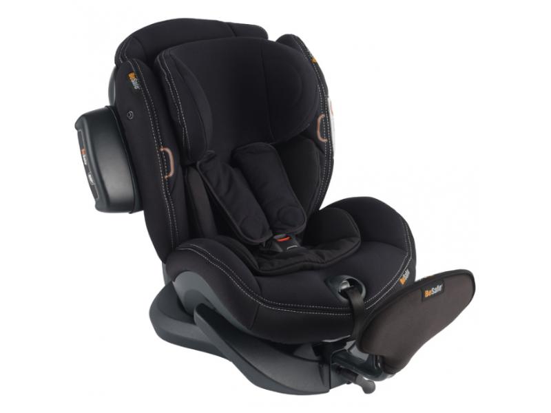 iZi Plus X1 premium car interior black 50 autosedačka 0-25 kg 1