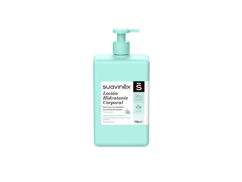 Suavinex Hydratační tělové mléko 750 ml
