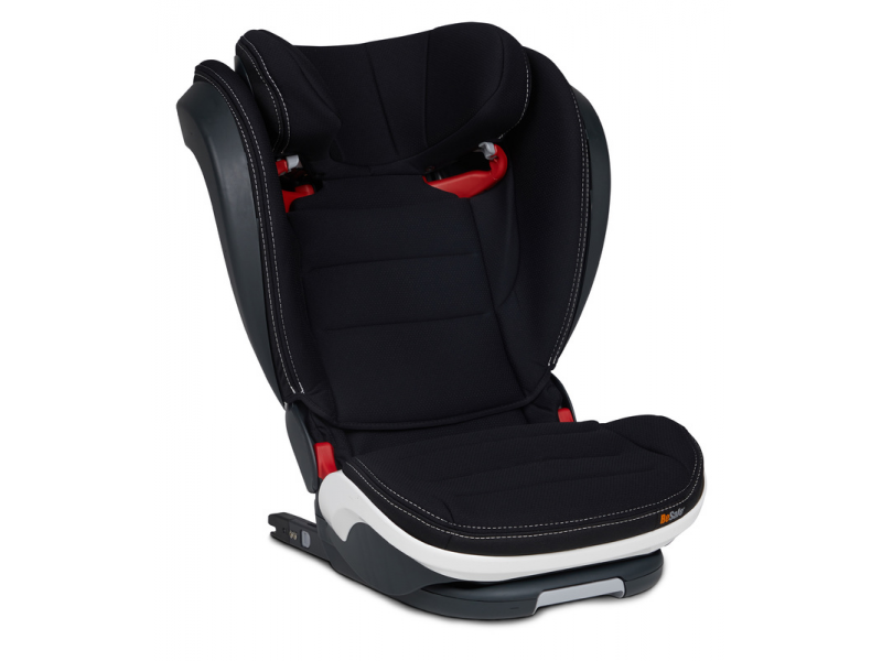 IZi Flex S FIX Premium Car Interior Black, autosedačka 15-36 kg 1