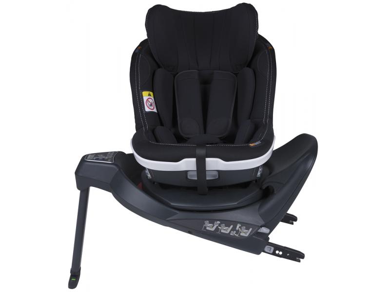 IZi Twist i-Size premium car interior black 1
