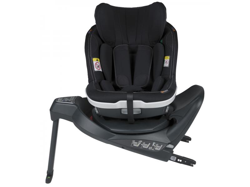 IZi Turn i-Size premium car interior black 1