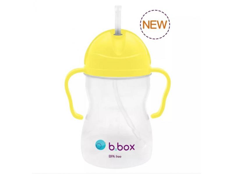B.BOX Sippy Cup-hrneček na cesty-žlutá