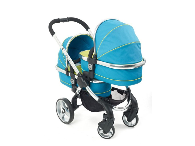PEACH UPPER CARRYCOT SWEET PEAR 1