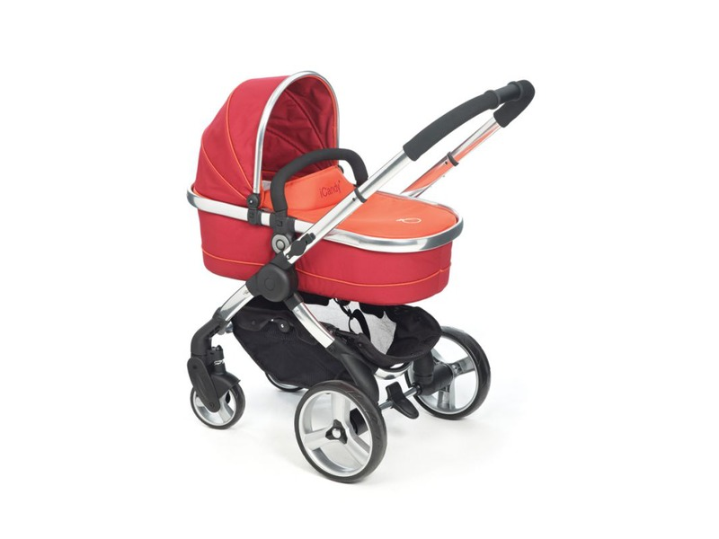 PEACH MAIN CARRYCOT TOMATO 1