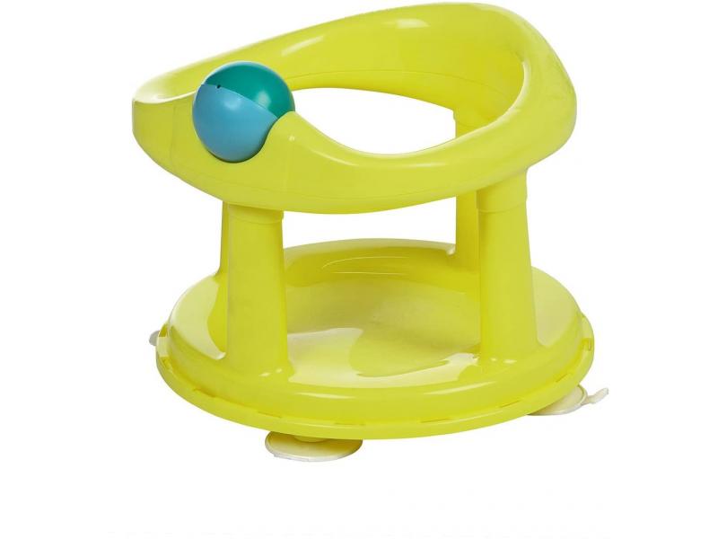 Dětské sedátko do vany otočné Lime 1