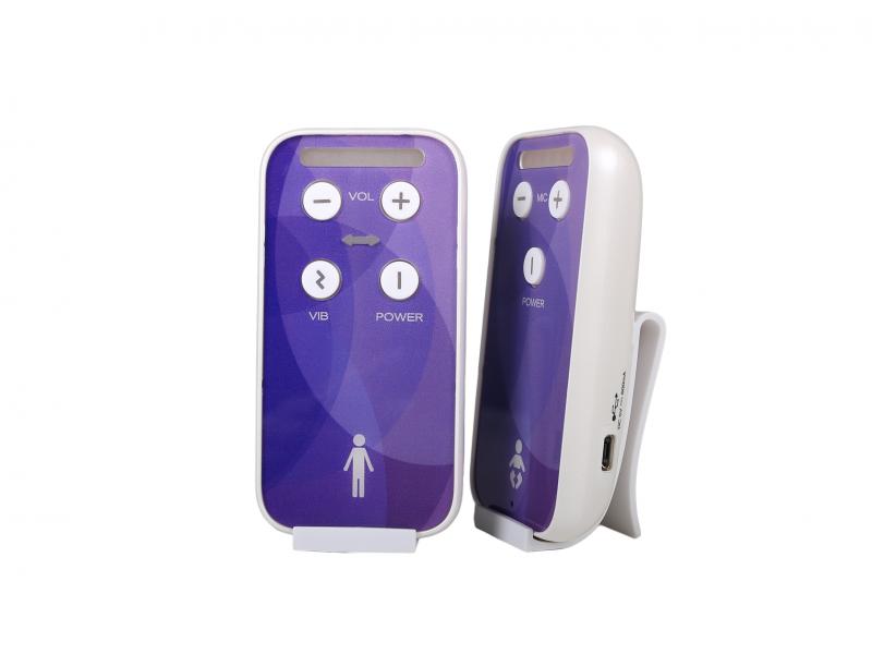 Výměnný kryt Purple pro Babyalarm 1