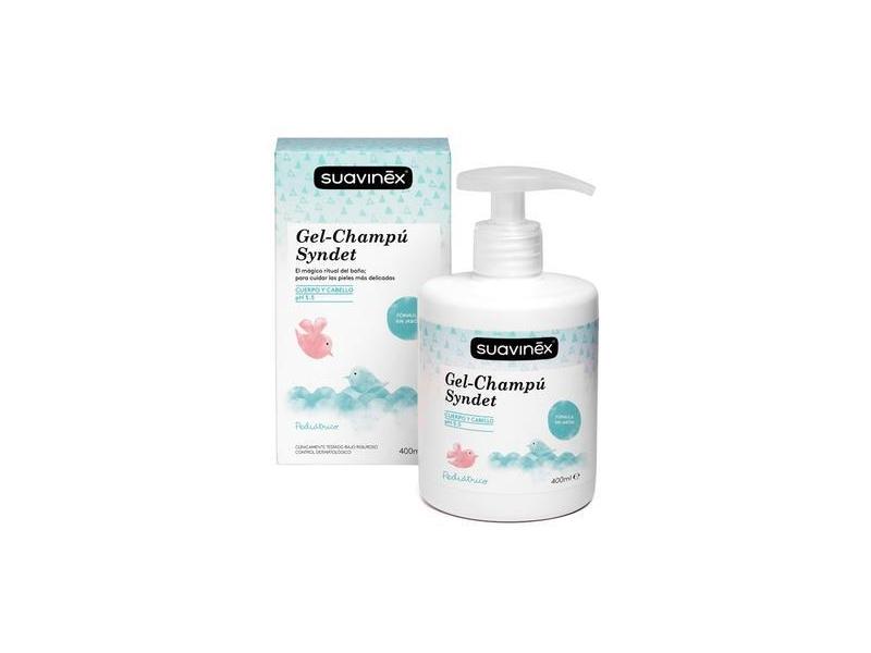 SYNDET gel - šampon 400 ml 1