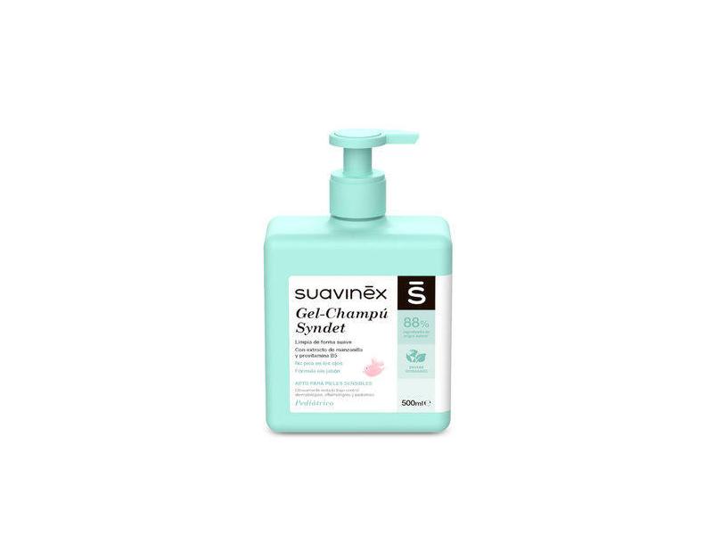Suavinex SYNDET gel - šampon 500 ml