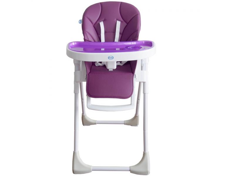 Pali Jídelní židlička PAPPY-LIGHT fialová