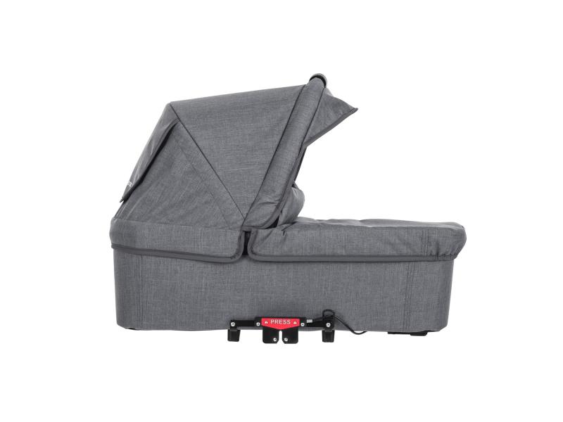 Viking/Double Viking hluboká korbička Lounge Grey 1