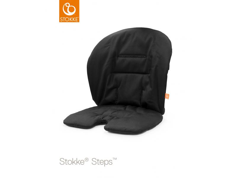 Polstrování baby k židličce Steps™ - Black 1