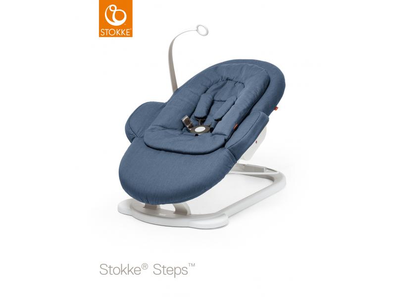Lehátko Steps™ - Blue 1