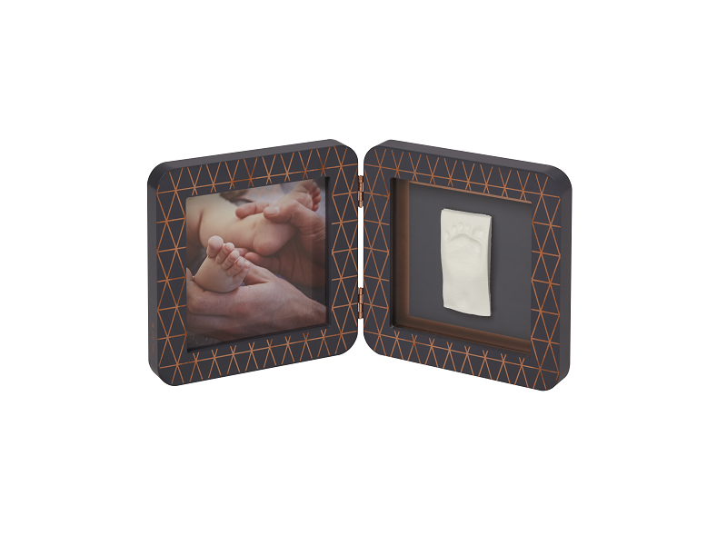 Rámeček My Baby Touch Wood Copper Edition Dark 1