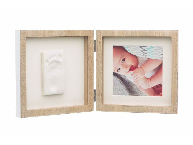 Square Frame Wooden 1
