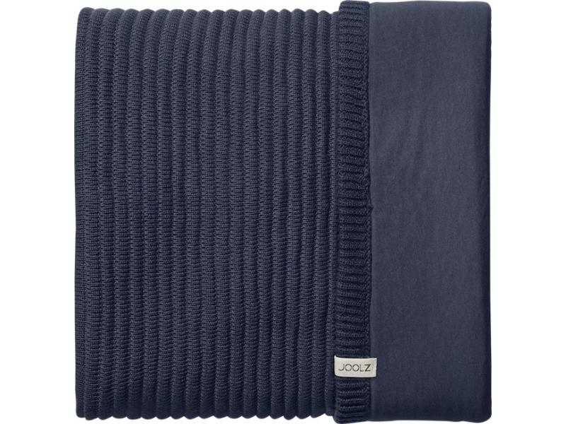 Essentials žebrovaná deka | Blue 1