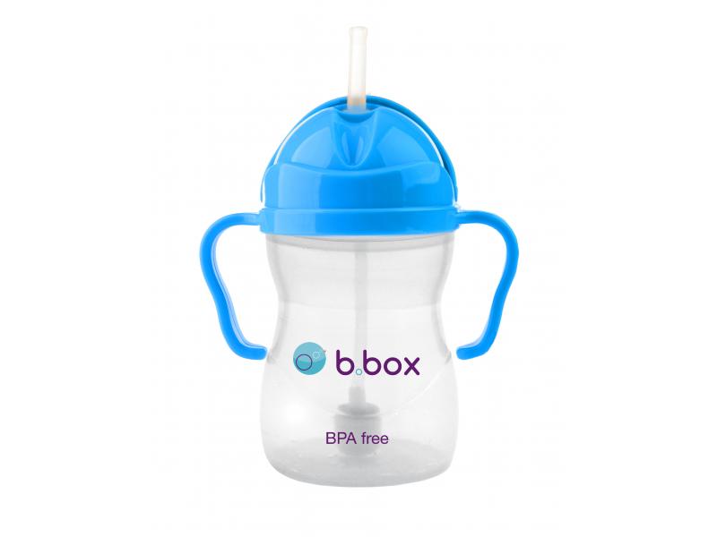 B.BOX Sippy Cup-hrneček na cesty-sv.modrá