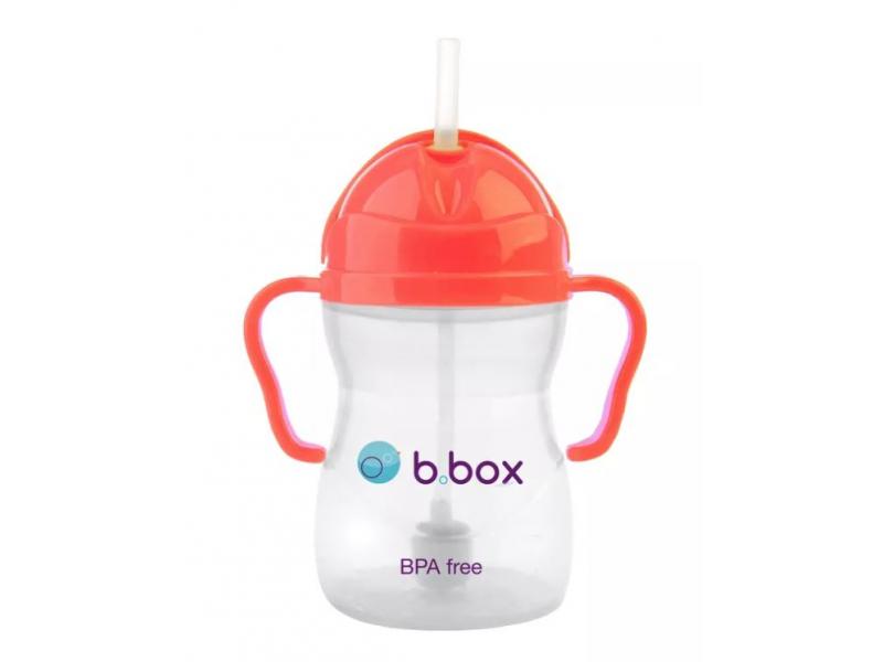 B.BOX Sippy Cup-hrneček na cesty-neo růžová