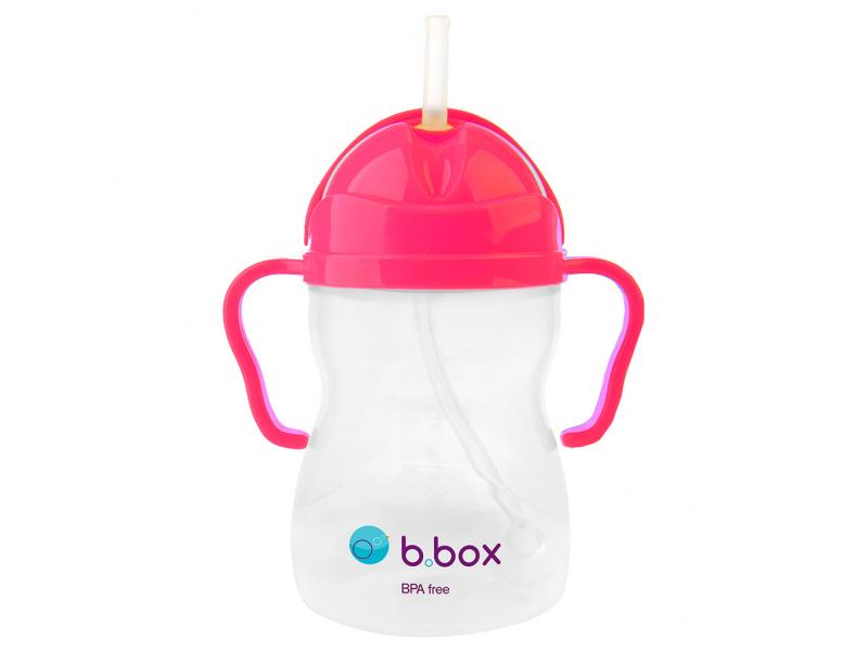 B.BOX Sippy Cup-hrneček na cesty-sv.růžová