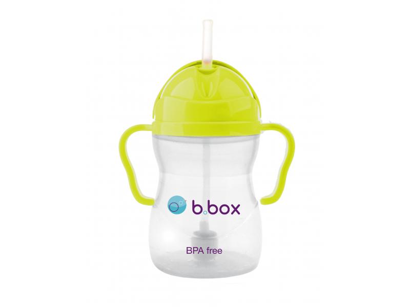 B.BOX Sippy Cup-hrneček na cesty-neo žlutá