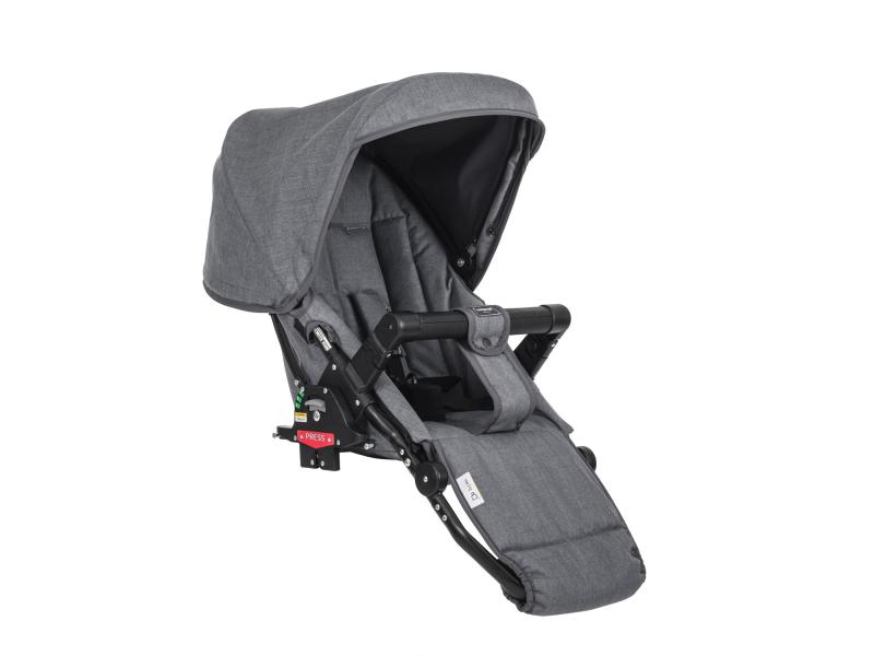 Super Viking sportovní sedačka Lounge Grey 1