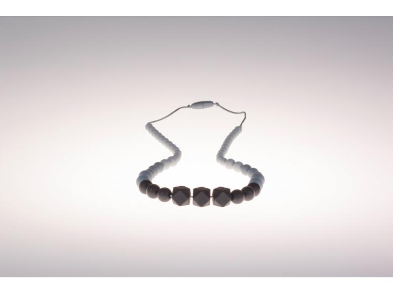 Kojící korále Zara - černé 1