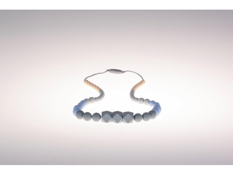 Kojící korále Zara - modré 1