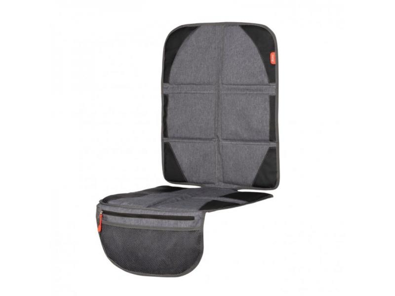 chránič autosedadla Ultra Mat DeLuxe Grey 1