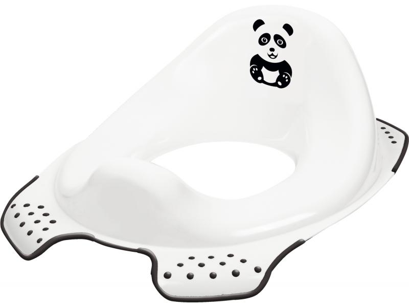"Adaptér na WC ""Panda"" Bílá 1"