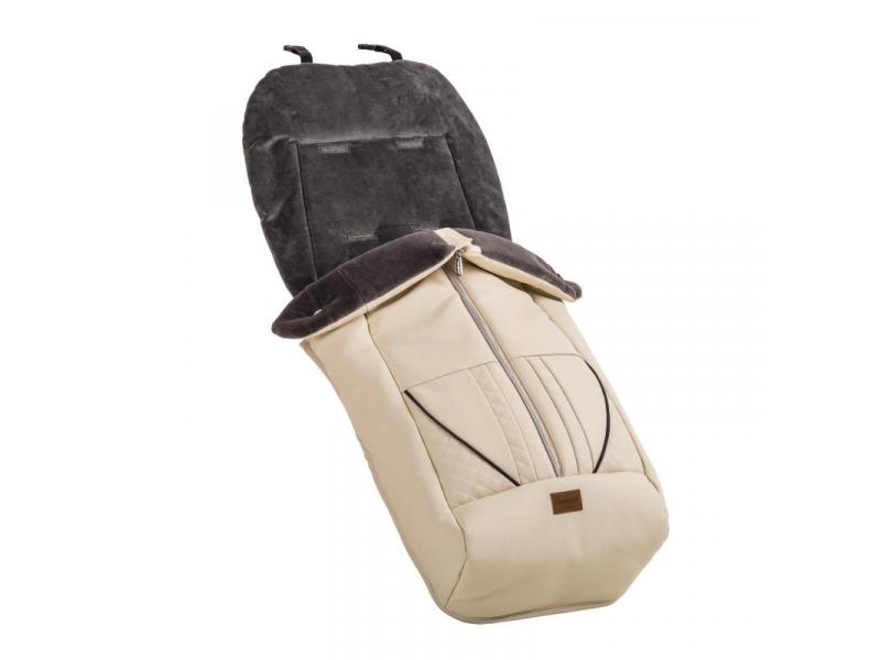 Emmaljunga Fusak de Luxe Vanilla Leatherette