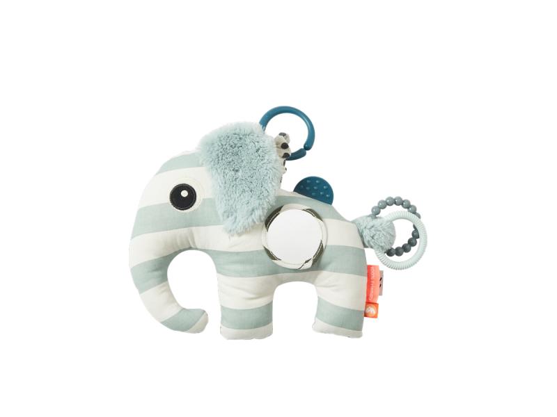 DONE BY DEER Aktivní hračka Elphee - modrá